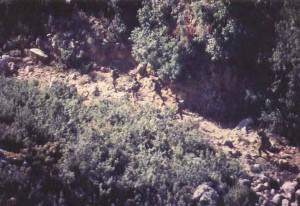 israëlische patrouille in dal wadi al-ayn zuid-libanon dossier unifil lijkenincident