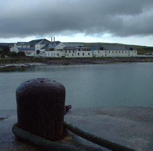 Het Whisky Eiland
